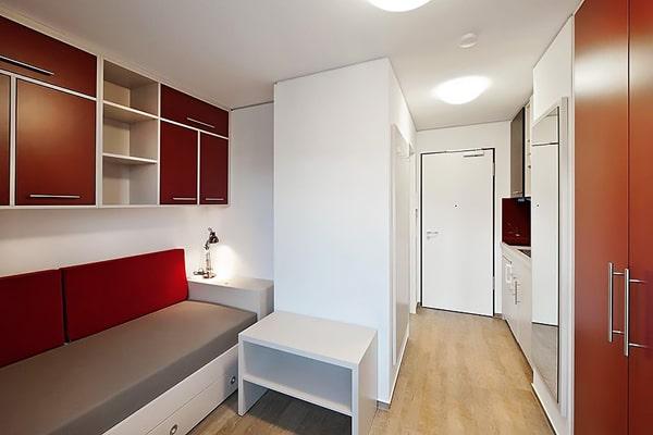 Alojamiento escuela de alemán DID Deutsch-Institut Frankfurt: Residencia de estudiantes 3