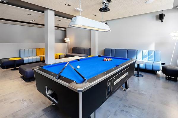 Alojamiento escuela de alemán DID Deutsch-Institut Frankfurt: Youth Hostel 1