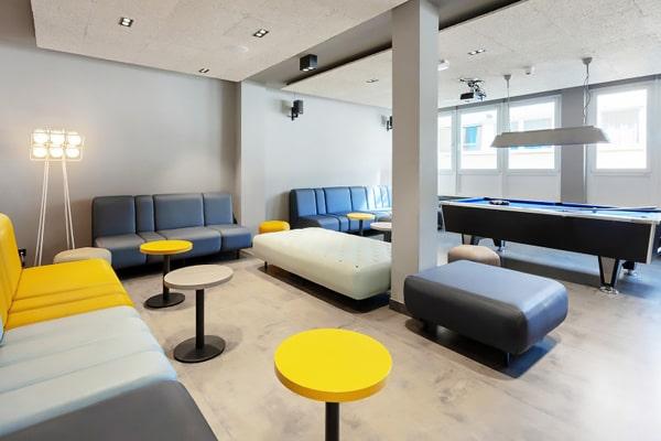 Alojamiento escuela de alemán DID Deutsch-Institut Frankfurt: Youth Hostel 3