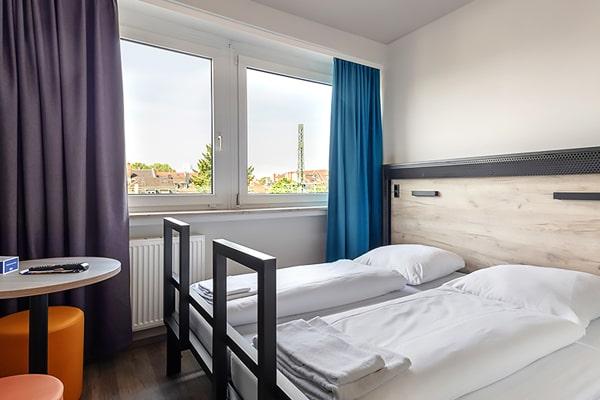 Alojamiento escuela de alemán DID Deutsch-Institut Frankfurt: Youth Hostel 4