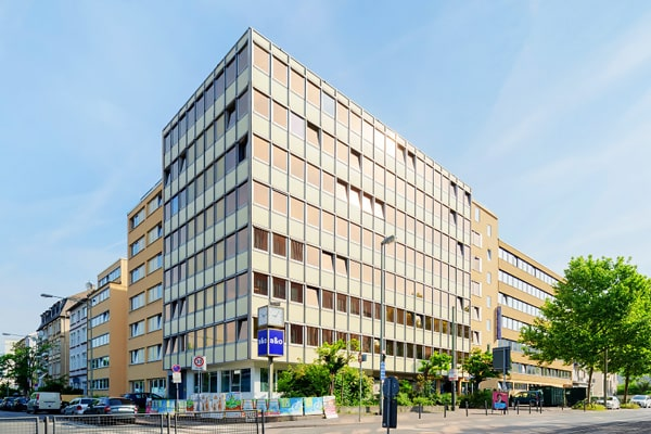 Alojamiento escuela de alemán DID Deutsch-Institut Frankfurt: Youth Hostel 5
