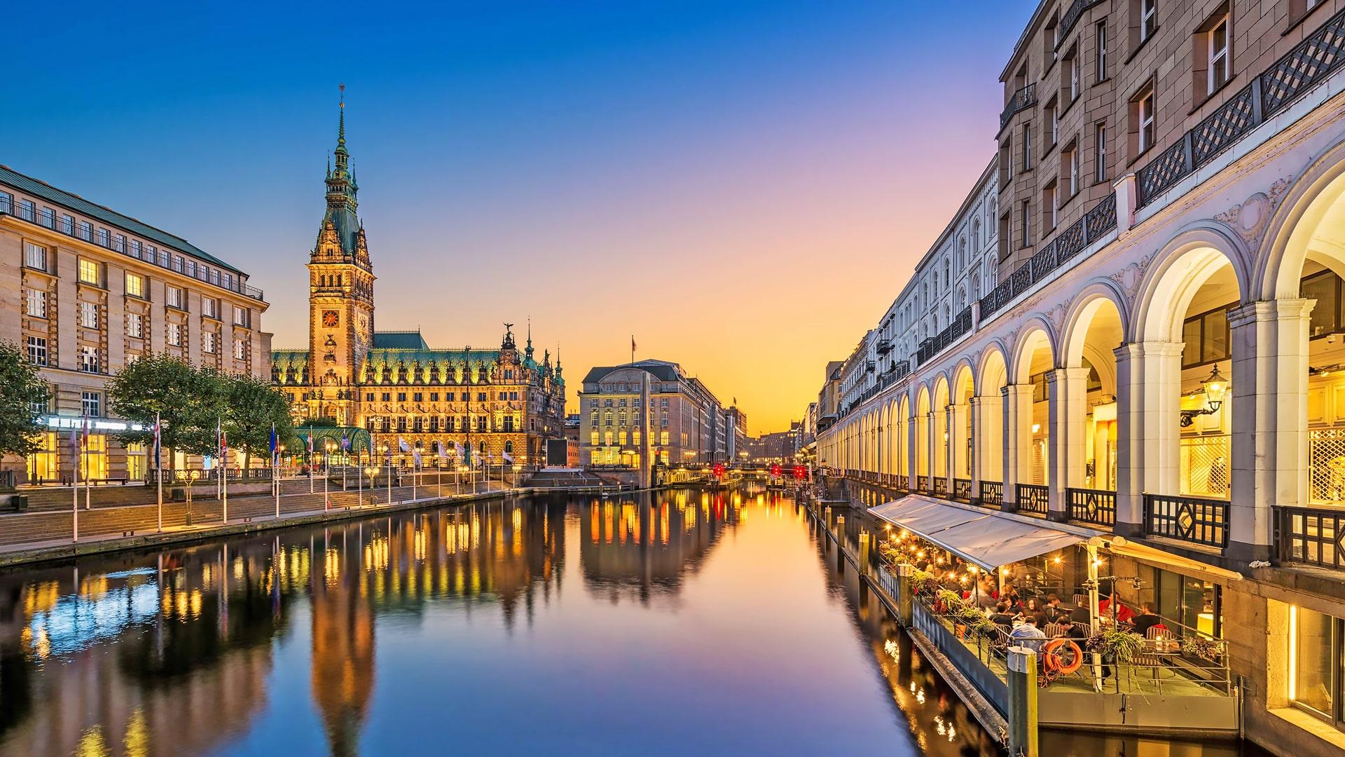 Escuela de alemán en Hamburgo | DID Deutsch-Institut Hamburg