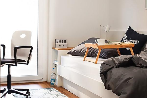 Alojamiento escuela de alemán DID Hamburgo: Student Residence 5
