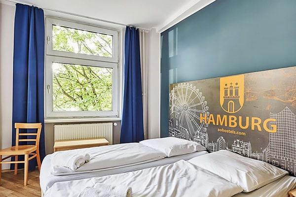 Alojamiento escuela de alemán DID Deutsch-Institut Hamburg: Youth Hostel 4