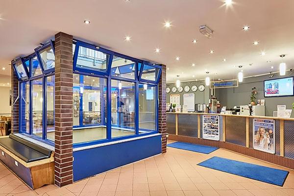 Alojamiento escuela de alemán DID Deutsch-Institut Hamburg: Youth Hostel 5