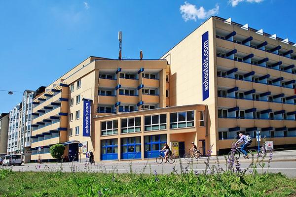Alojamiento escuela de alemán DID Deutsch-Institut Munich: Youth Hostel 3