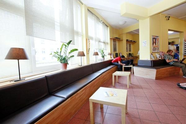 Alojamiento escuela de alemán DID Deutsch-Institut Munich: Youth Hostel 5