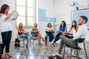 Escuela de italiano en Roma | Dilit Roma IH Rome 12