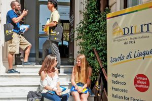 Escuela de italiano en Roma | Dilit Roma IH Rome 14