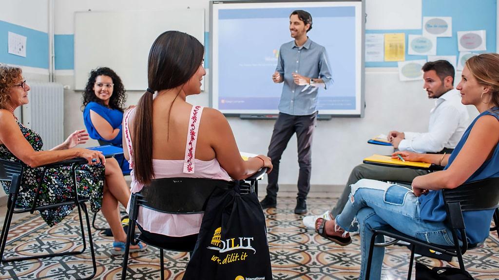 Escuela de italiano en Roma | Dilit Roma IH Rome 9