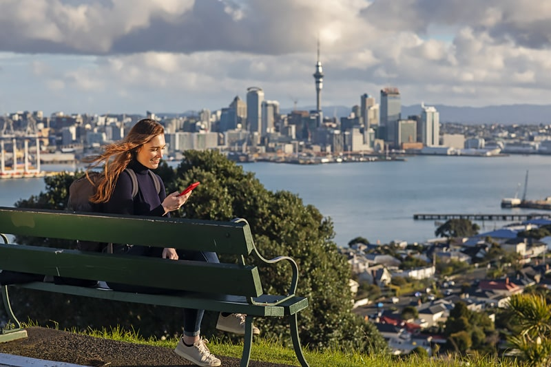 Escuela de inglés en Auckland | EC English Auckland 5