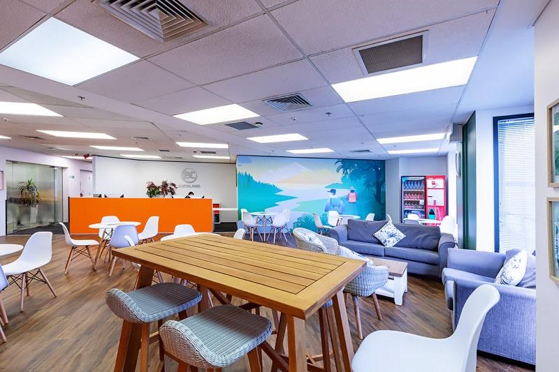 Escuela de inglés en Auckland | EC English Auckland 6