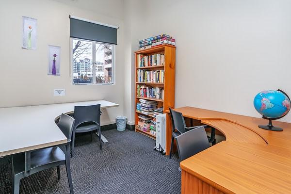 Alojamiento escuela de inglés EC English Auckland: Residencia estándar YWCA 2