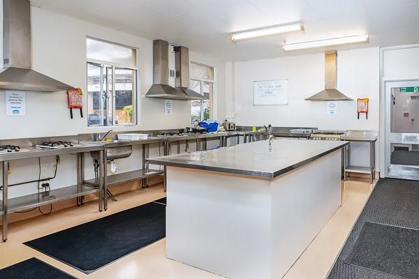 Alojamiento escuela de inglés EC English Auckland: Residencia estándar YWCA 3