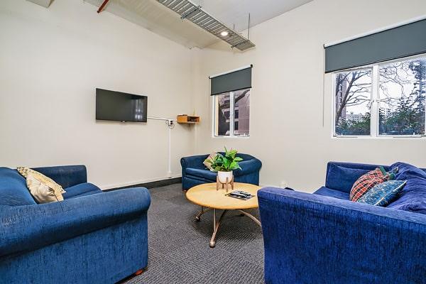 Alojamiento escuela de inglés EC English Auckland: Residencia estándar YWCA 4