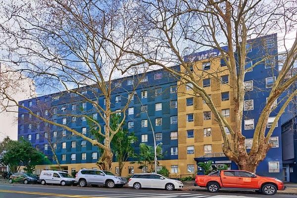Alojamiento escuela de inglés EC English Auckland: Residencia estándar YWCA 5