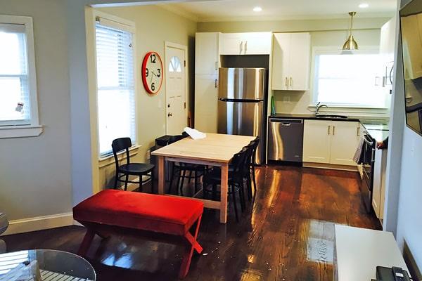 Alojamiento escuela de inglés EC English Boston: Apartamento estándar East Boston 3