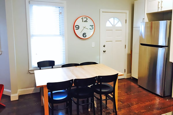 Alojamiento escuela de inglés EC English Boston: Apartamento estándar East Boston 4