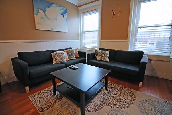 Alojamiento escuela de inglés EC English Boston: Apartamento estándar North End 4
