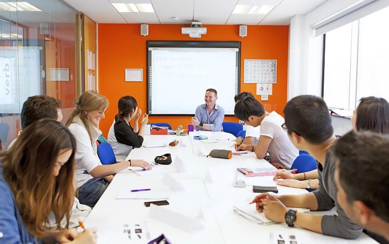 Escuela de inglés en Brighton | EC English Brighton 2