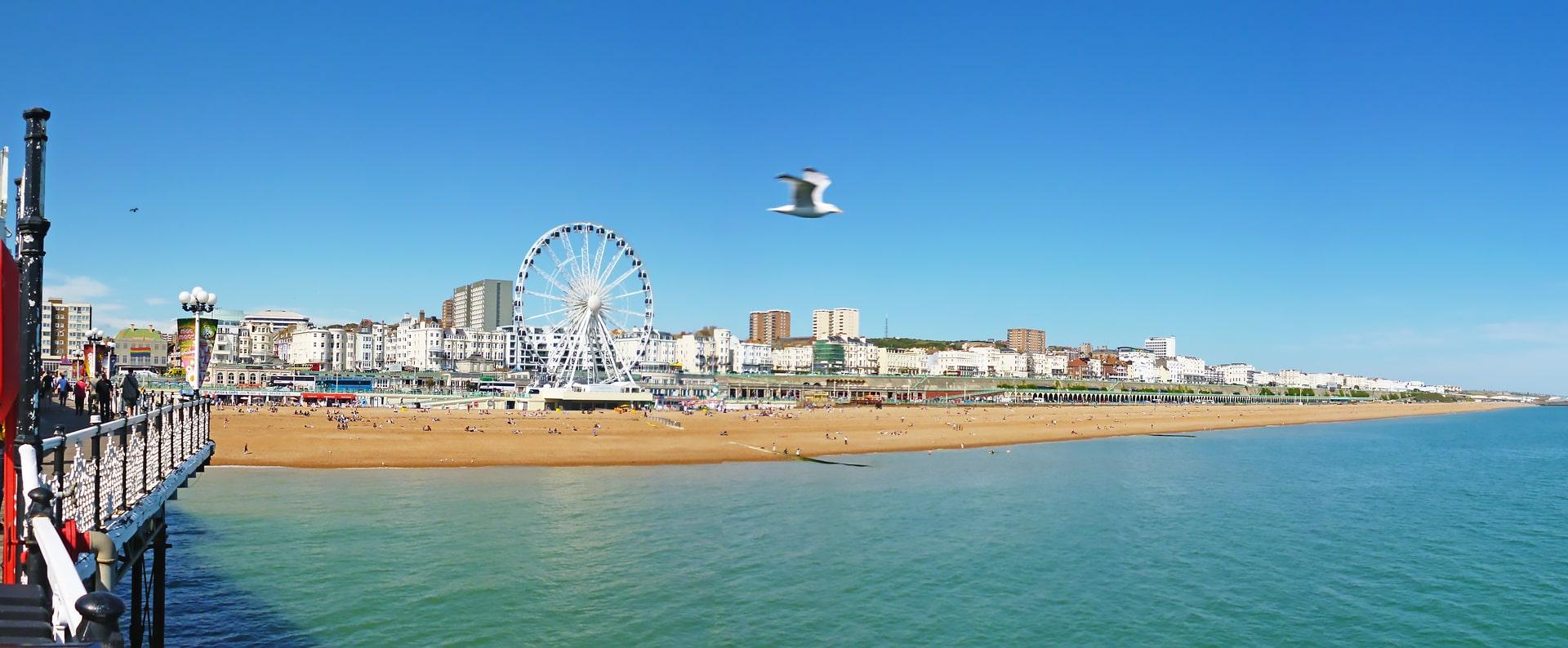 EC English Brighton – Escuela de inglés en Brighton