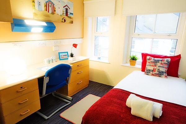Alojamiento escuela de inglés EC English Brighton: Residencia de verano estándar Phoenix 4