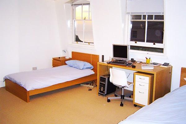 Alojamiento escuela de inglés EC English Brighton: Casa de estudiantes estándar Portland Place 2