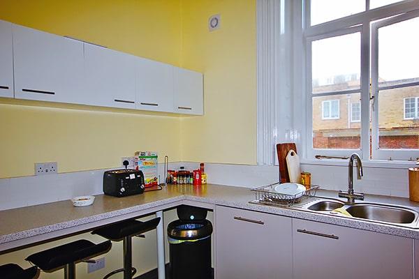 Alojamiento escuela de inglés EC English Brighton: Casa de estudiantes estándar Portland Place 3