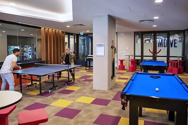 Alojamiento escuela de inglés EC English Brisbane: Residencia confort Student One 2