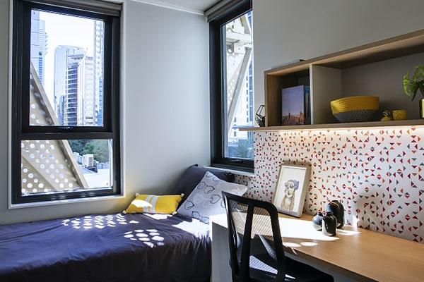 Alojamiento escuela de inglés EC English Brisbane: Residencia confort Student One 3