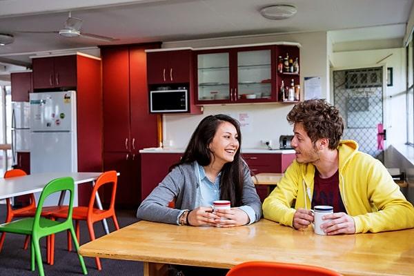 Alojamiento escuela de inglés EC English Brisbane: Casa de estudiantes estándar Adalong 3