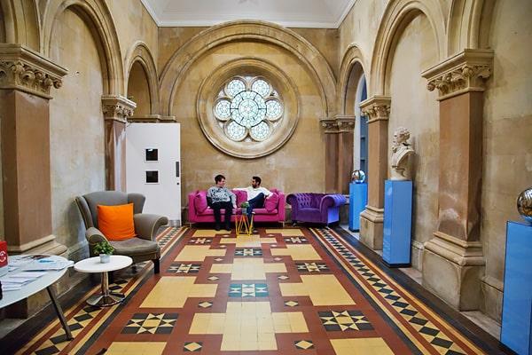 Alojamiento escuela de inglés EC English Bristol: Residencia confort Liberty Park 5