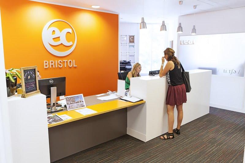Escuela de inglés en Bristol | EC English Bristol 1