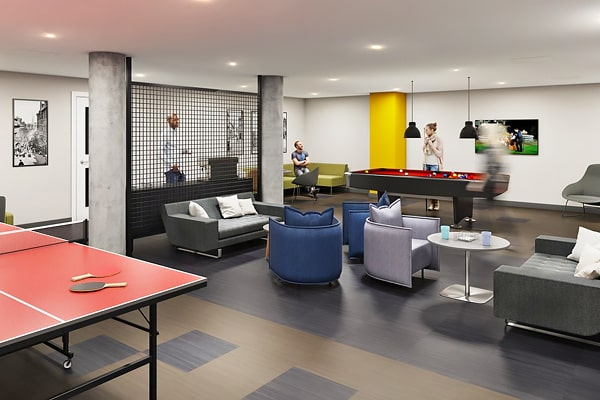 Alojamiento escuela de inglés EC English Bristol: Residencia estándar Print Hall 3