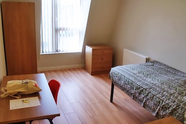 Alojamiento escuela de inglés EC English Cambridge: Residencia confort Kite House 2