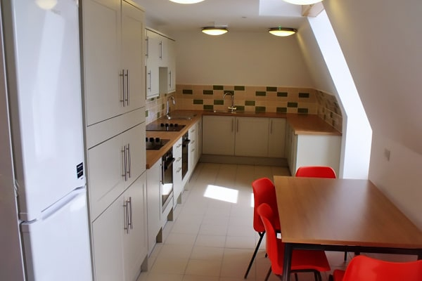 Alojamiento escuela de inglés EC English Cambridge: Residencia confort Kite House 3
