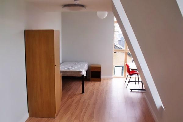 Alojamiento escuela de inglés EC English Cambridge: Residencia confort Kite House 4