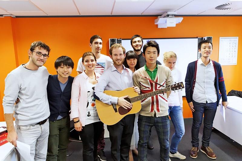 Escuela de inglés en Cambridge | EC English Cambridge 7