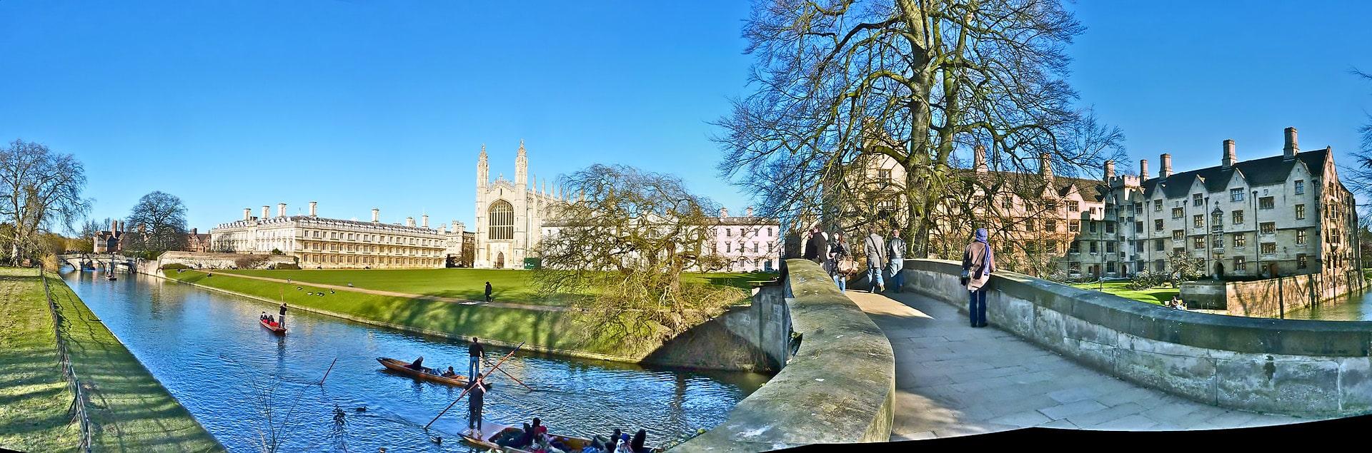 Escuela de inglés en Cambridge | EC English Cambridge