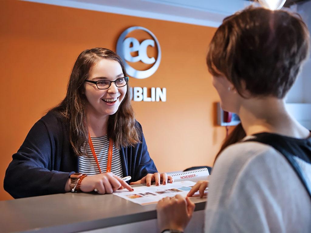 Escuela de inglés en Dublín para mayores de 30 años | EC English Dublin 30+ 10