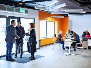 Escuela de inglés en Dublín para mayores de 30 años | EC English Dublin 30+ 11