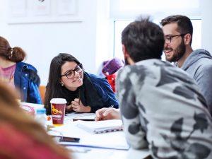 Escuela de inglés en Dublín para mayores de 30 años | EC English Dublin 30+ 17