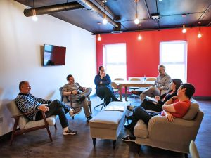 Escuela de inglés en Dublín para mayores de 30 años | EC English Dublin 30+ 3