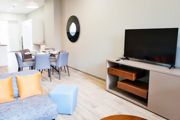Alojamiento escuela de inglés EC English Dublin 30+: Residencia Comfort LIV 3