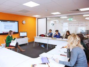 Escuela de inglés en Dublín   EC English Dublin 18