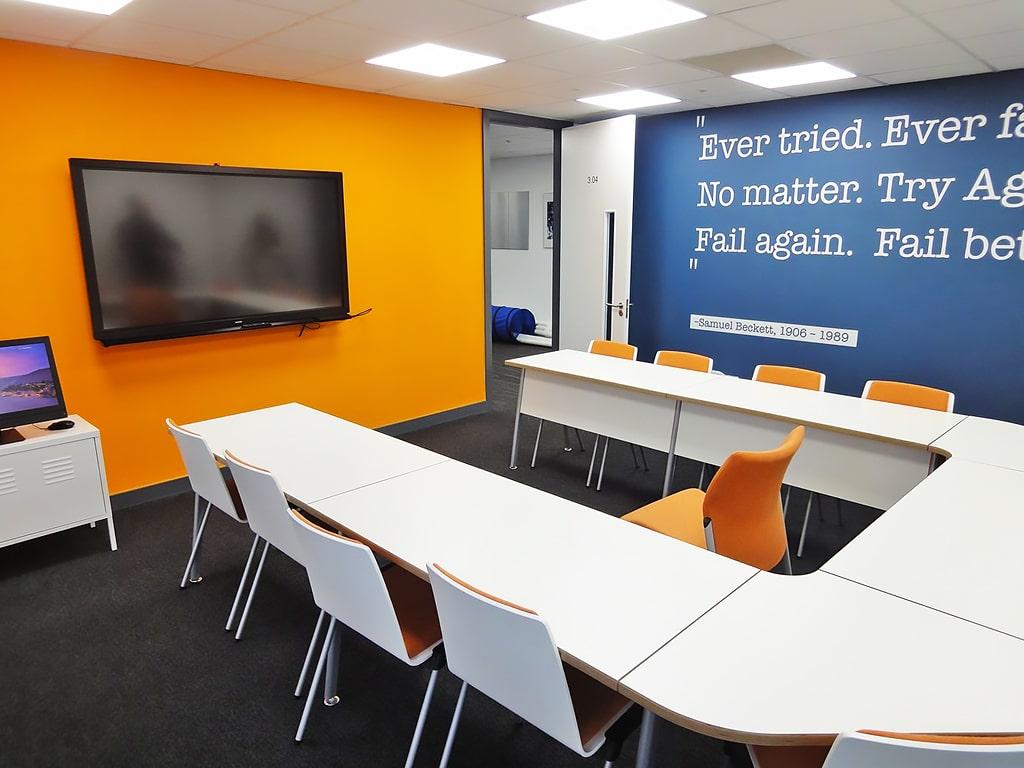 Escuela de inglés en Dublín   EC English Dublin 20