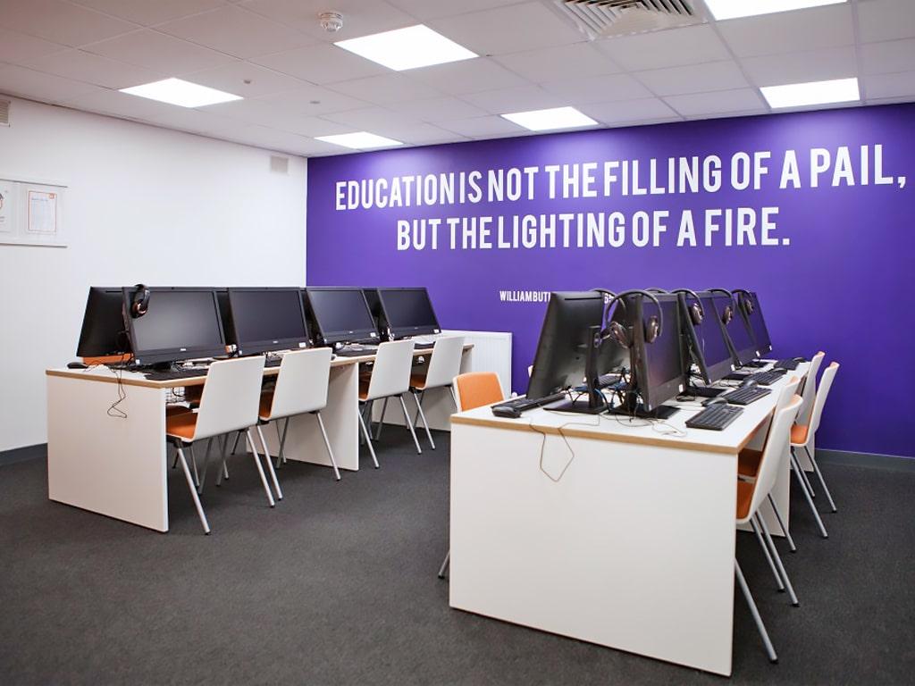 Escuela de inglés en Dublín   EC English Dublin 3