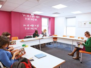 Escuela de inglés en Dublín   EC English Dublin 8