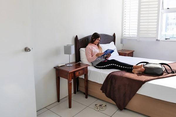 Alojamiento escuela de inglés EC English Gold Coast: Apartamentos confort Carlton 2