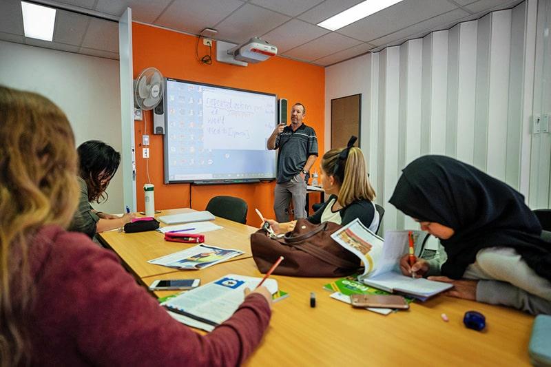 Escuela de inglés en Gold Coast | EC English Gold Coast 2